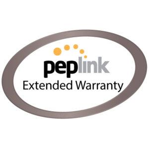 1-Year Extended Warranty for Peplink Switch (8 Port)